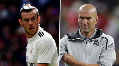 Zidane trần tình về mối quan hệ với Bale