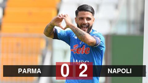 'Messi của Italia' Insigne tỏa sáng giúp Napoli ra quân thắng lợi