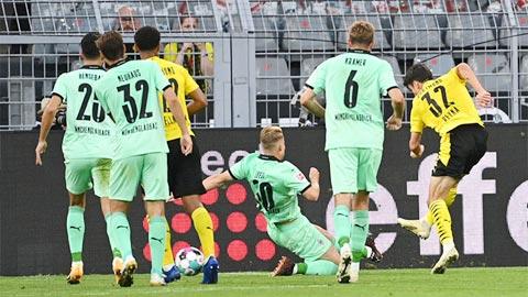 Dortmund: Chiến thắng của 'những cậu bé' nhà Lucien Favre