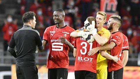 Rennes bất bại ở Ligue 1 2020/21: Làn gió tươi mát từ Bretagne