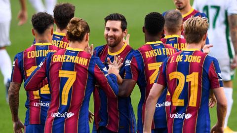 """""""Vấn đề của Messi là luôn phải chiến đấu với bản thân"""""""