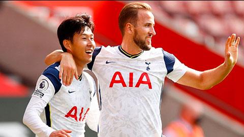 Cặp Kane và Son ăn ý nhất Ngoại hạng Anh