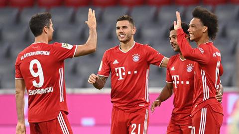 Tổng hợp vòng 1 Bundesliga: Bayern khủng bố, hàng loạt sao trẻ lập kỷ lục