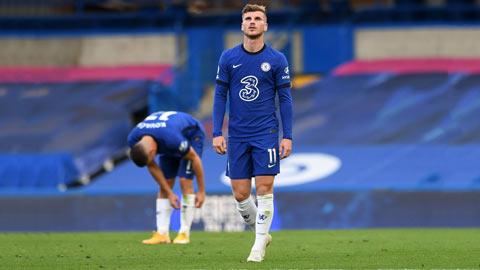 Chelsea: Đẳng cấp nhà vô địch còn xa