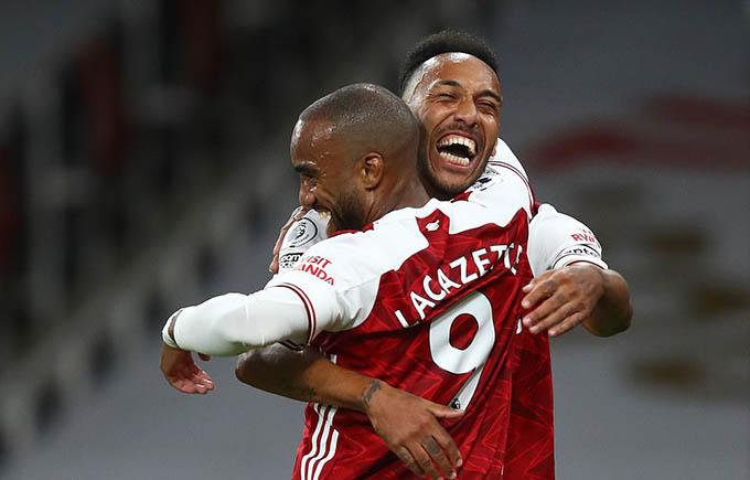 Arsenal sẽ giành vé đi tiếp ở cúp Liên đoàn?