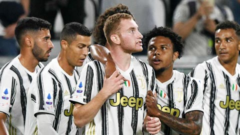 Dejan Kulusevski ra mắt Juventus tuyệt vời