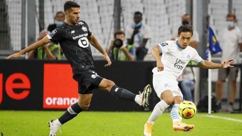 Nagatomo ra mắt thất bại tại Marseille