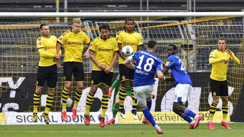 Dortmund chính là đội bị ảnh hưởng nhiều nhất của đại dịch Covid-19