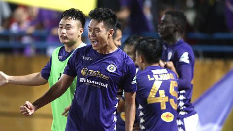 CLB Hà Nội: Sau Cúp QG là giấc mộng bá chủ V.League