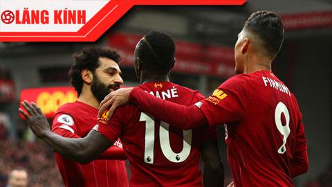 Nhà vua Liverpool vẫn ngự trị trên ngai vàng