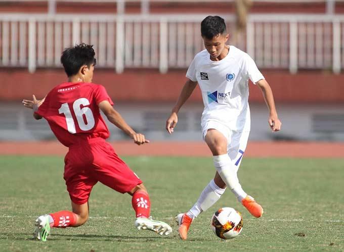 Tháng 6/2020, khi giải U19 Quốc gia được tổ chức, dù mới 16 tuổi nhưng Quốc Cường đã được ra sân trong màu áo của U.19 HAGL 1 ở VCK U19 quốc gia 2020. Anh cho thấy sự tiến bộ vượt bậc qua những lần được trao cơ hội thi đấu và đã chiếm được suất đá chính trong đội hình U19 HAGL 1 nhờ màn thể hiện xuất sắc của mình.
