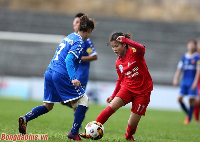 Đội bóng xứ chè đã tạo ra bất ngờ nho nhỏ trong lượt khai mạc giải bóng đá VĐQG nữ - Cúp Thái Sơn Bắc 2020