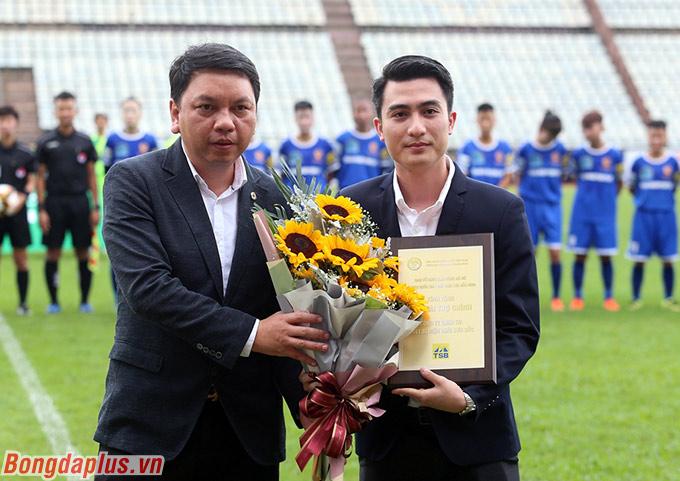 Đây là năm thứ 9 liên tiếp, Thái Sơn Bắc là nhà tài trợ chính của giải