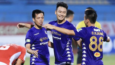 Hà Nội FC đã sẵn sàng tham dự các cúp châu Á 2021