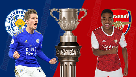 Nhận định bóng đá Leicester vs Arsenal, 01h45 ngày 24/9: Pháo 'rền' ở King Power
