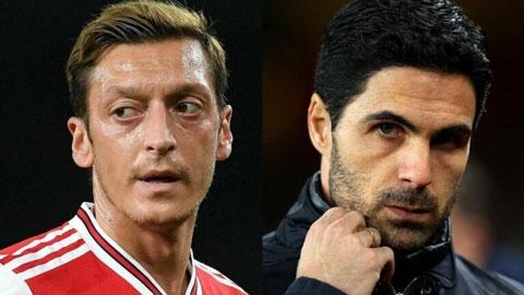 Carabao Cup là cơ hội cuối cho Oezil ở Arsenal?