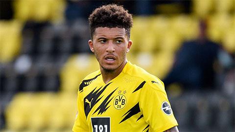Dortmund bị sốc trước cách tiếp cận Sancho quái gở của M.U