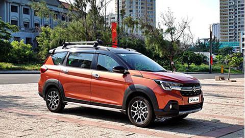 Suzuki XL7 hoàn toàn mới - SUV cho người thích cầm lái