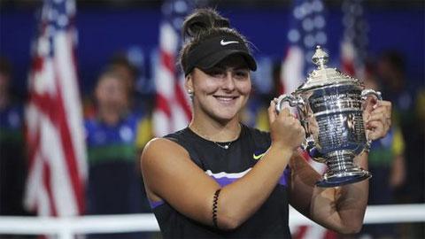 Bianca Andreescu bỏ Roland Garros, nghỉ hết năm 2020