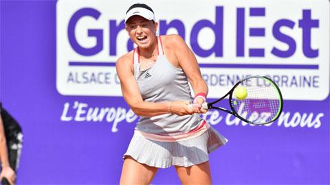 Jelena Ostapenko muốn tái lập kỳ tích ở Roland Garros