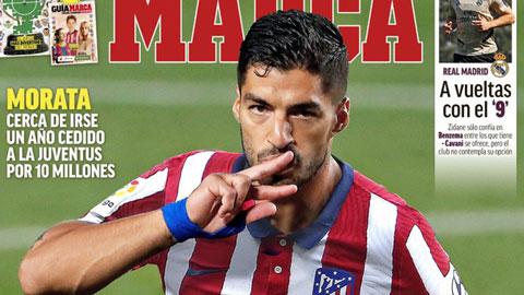 Trực tiếp chuyển nhượng 24/9: Suarez gia nhập Atletico
