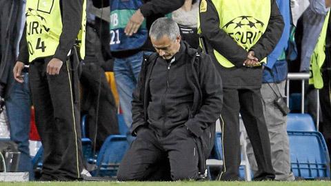 Mourinho tiết lộ khoảnh khắc buồn nhất sự nghiệp huấn luyện