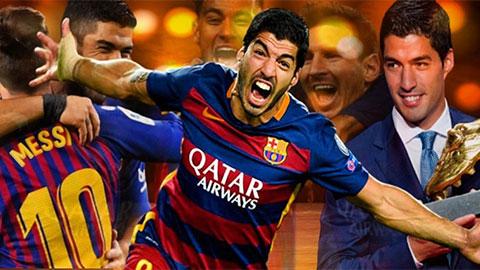 8 dấu mốc đáng nhớ Suarez để lại Barca
