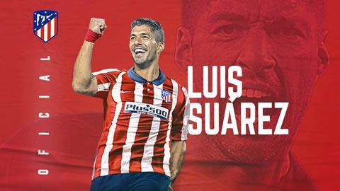 Có Suarez, Atletico sẽ được đảm bảo 29 bàn mỗi mùa?