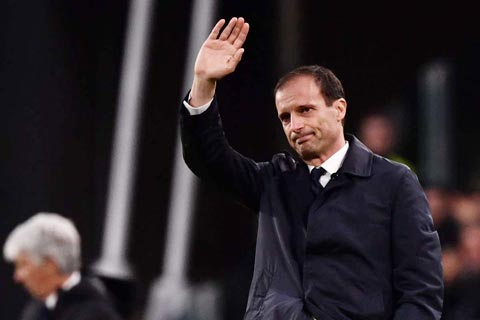 HLV Fonseca phải giúp Roma có kết quả tốt trước Juve nếu không muốn bị Allegri thế chân