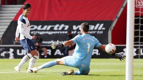 Son Heung-min xé lưới Southampton tới 4 lần chỉ trong 1 trận đấu hôm 20/9