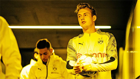 Brandt hết đất sống ở Dortmund