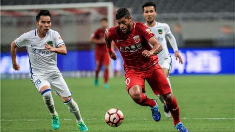 19h00 ngày 25/9: Shanghai SIPG vs Beijing Guoan