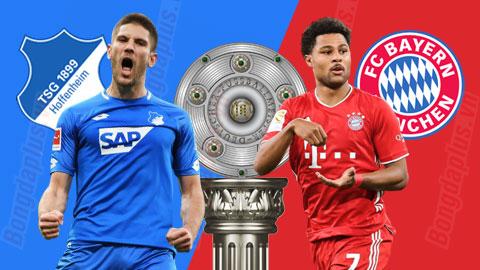 Nhận định bóng đá Hoffenheim vs Bayern Munich, 20h30 ngày 27/9: Thêm kỷ lục chờ Bayern