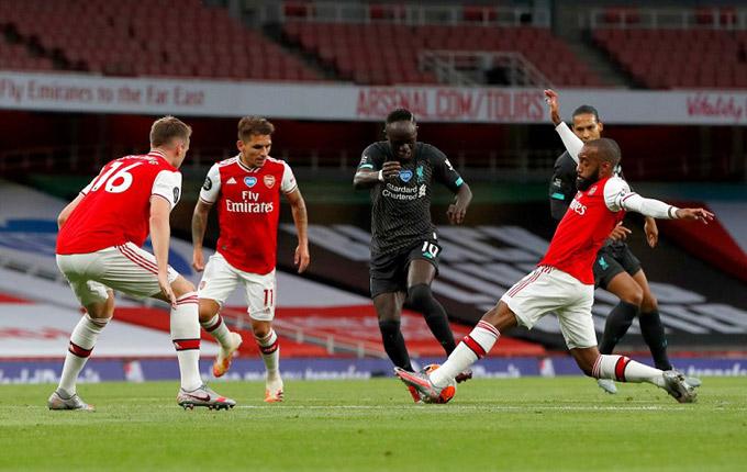 Liverpool được dự đoán sẽ có chiến thắng trước Arsenal