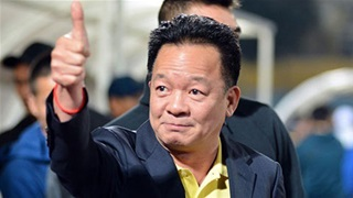 Bầu Hiển thưởng nóng hơn 100 triệu cho Thái Nguyên T&T