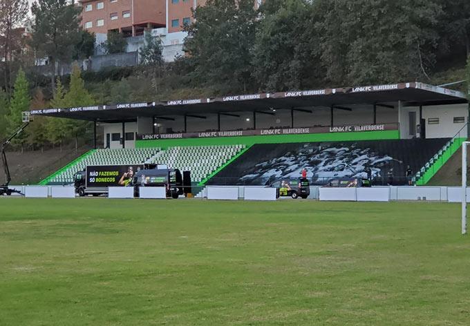 Sân thi đấu của CLB Lank