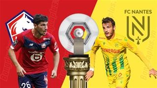 02h00 ngày 26/9: Lille vs Nantes