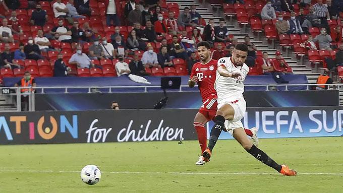 En-Nesyri có cơ hội ngàn vàng kết liễu Bayern