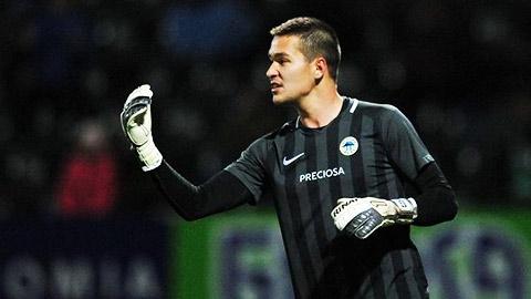 Filip Nguyễn giữ sạch lưới, Slovan Liberec tiến gần tới vòng bảng Europa League 2020/21