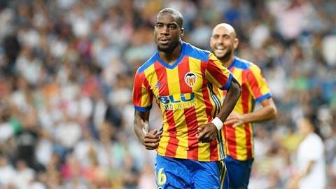 Kondogbia đã sẵn sàng ra sân và tỏa sáng để mang 3 điểm về cho Valencia