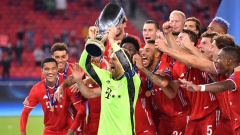 Bản lĩnh Bayern Munich trùm thiên hạ