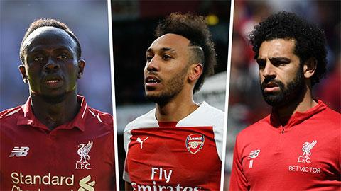 Đội hình siêu mạnh kết hợp giữa Liverpool và Arsenal có những ai?