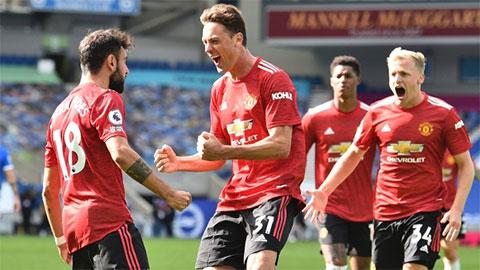 Man United thắng nhờ may mắn có chắc bền lâu?