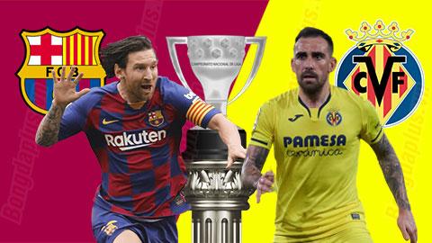 Nhận định bóng đá Barca vs Villarreal, 02h00 ngày 28/9