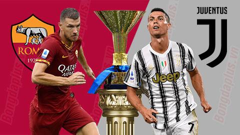Nhận định bóng đá Roma vs Juventus, 01h45 ngày 28/9: Mở ra vòng quay mới
