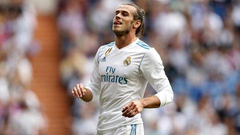 Từng là trụ cột của Real nhưng nay bị thất sủng, Gareth Bale quyết định rời sân Bernabeu mà không hề áy náy