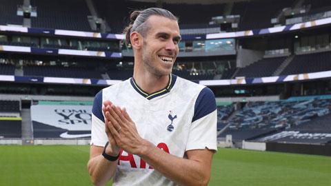 Gareth Bale: 'Tôi không hối tiếc khi rời Real Madrid'