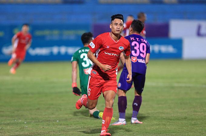 Pha làm bàn quý hơn vàng của Minh Tuấn đã nhấn chìm mọi nỗ lực của Sài Gòn FC. Đây cũng là bàn thắng duy nhất của trận đấu này