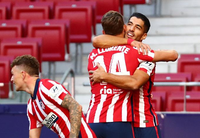 Tân binh Suarez tỏa sáng với 1 kiến tạo và 2 bàn thắng