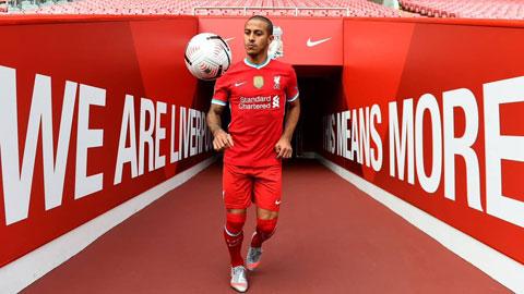 Thiago sẽ trở thành ông chủ tuyến giữa của Liverpool?